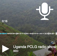 Uganda PCLG Radio Talk Shows