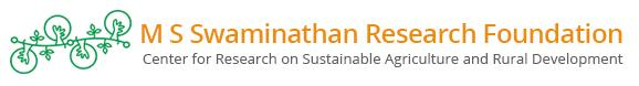 MS Swaminathan Research Foundation (MSSRF)