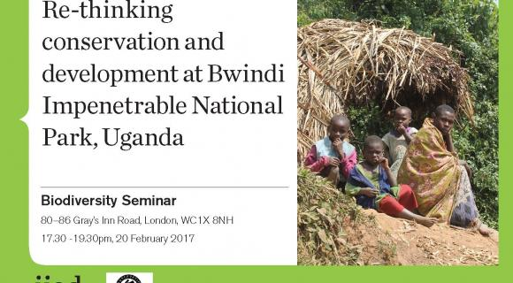 Rethinking conservation and development at Bwindi, Uganda